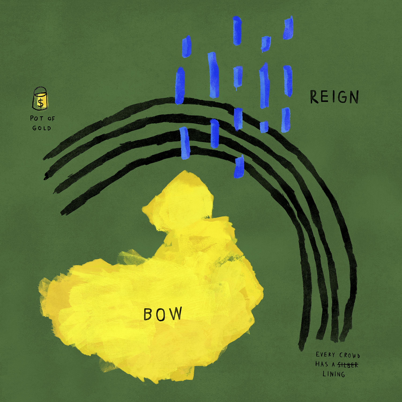 Reign Bow W7B14